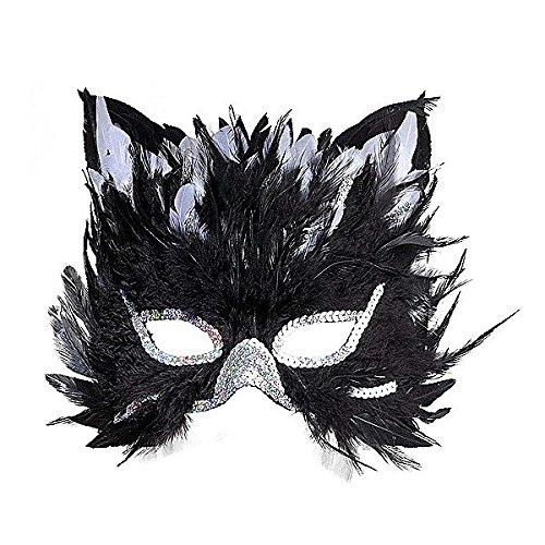 Generique - Katzen-Maske Erwachsene