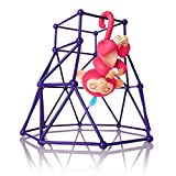 Fingerling Interactive Baby Monkey Pet Toy Climbing Stand Jungle Gym Playset(Monkey is not Included)