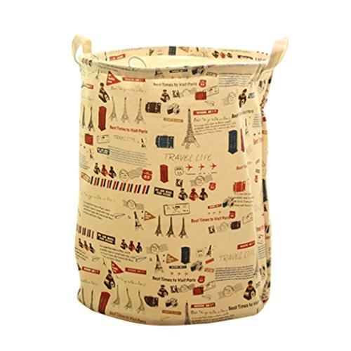 qhgstore-paniers-drawstring-port-poutre-pliant-blanchisserie-hamper-sac-dimpression-vetements-barrel