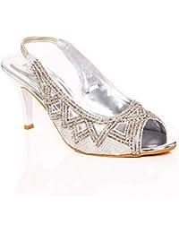 Shalimar Shoes (GS) UK - Destalonado Mujer