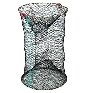 Accessotech Crab Crayfish Lobster Catcher Pot Bait Trap Fish Net Eel Prawn Shrimp Live Bait
