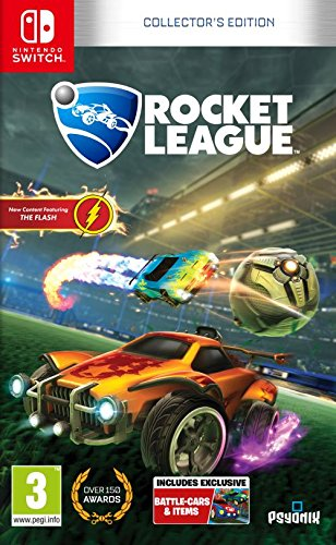 Rocket League Switch Collector's Edition