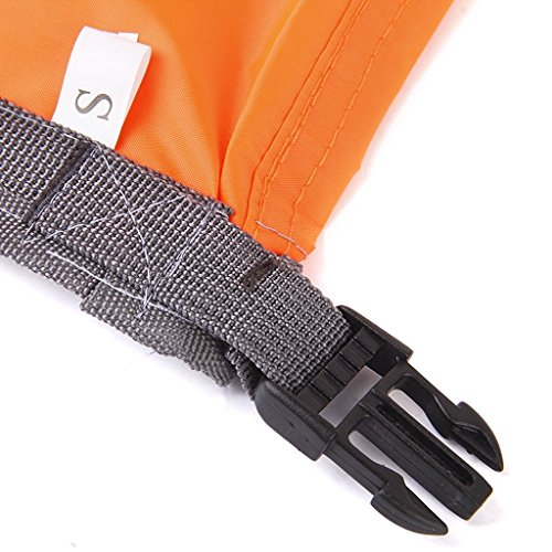 Lookout 20L impermeabile antipolvere Sports asciutto borsa per Drifting Equitazione Arrampicata & # xFF08; Viola) & # xFF09;, Green, 47*40cm Orange