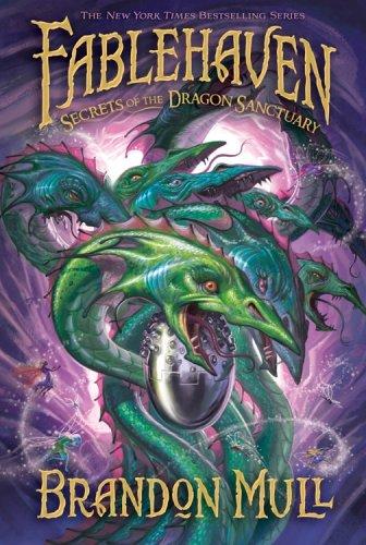 Secrets of the Dragon Sanctuary (Fablehaven) por Brandon Mull