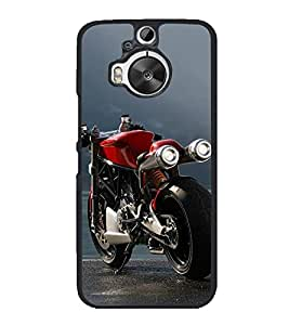ifasho Designer Back Case Cover for HTC One M9 Plus :: HTC One M9+ :: HTC One M9+ Supreme Camera (New Art Rims Car)