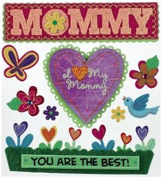 Jolee' S Boutique Dimensional stickers, stickers, stickers, i Love you Mommy   Attraente e durevole    Sito Ufficiale    Ad un prezzo inferiore  b3b921