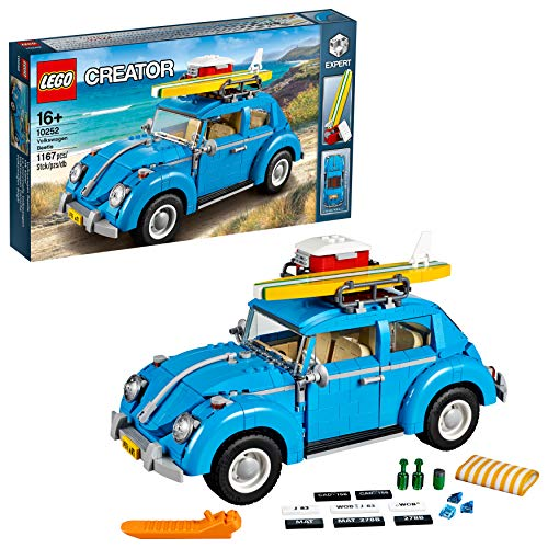LEGO Creator 10252 VW Käfer (Lego London Bus)