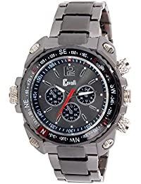 Cavalli Analog Two Tone- Silver/Grey Dial Men's Watch - Cav04