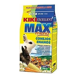 kiki max menu rabbits dwarves 1kg Kiki Max Menu Rabbits Dwarves 1kg 51rxMBOVgsL