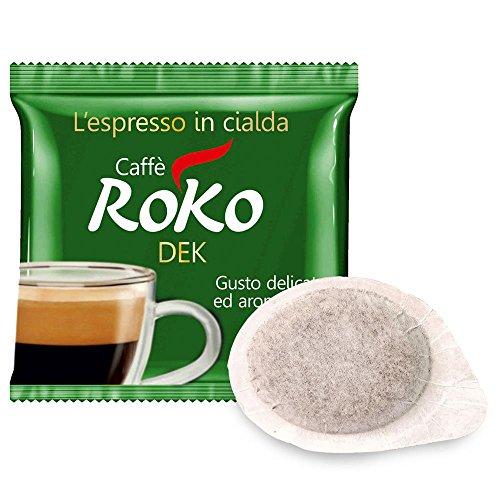 240 CIALDE CAFFE' ROKO DEK, GUSTO DELICATO ED AROMA RICCO