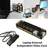 Togames Professional V8.0 EXP GDC Beast Laptop External Independent Video Card Dock Mini PCI-E Graphics Card for Notebook