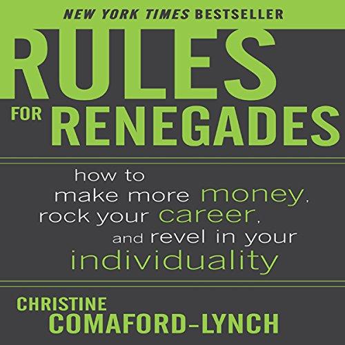 Rules for Renegades  Audiolibri