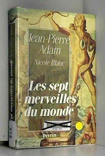 Les Sept merveilles du monde : hommage  Henri-Paul Eydoux