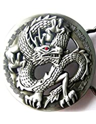 Boucle de dragon, Dragon Red Eye, Chine - Buckle