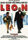 Up Close Poster Leon (69,5cm x 101,5cm)