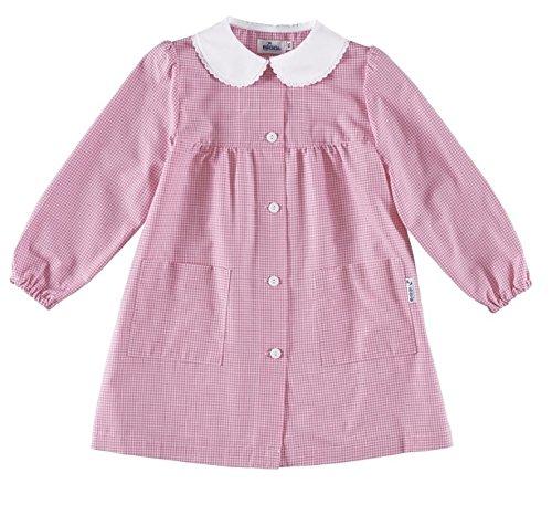 Siggi grembiule asilo / scuola rosa 4 anni 104cm