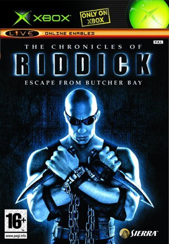 Riddick - Escape from Butcher Bay (Riddick Butcher Bay)