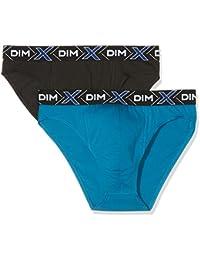 Dim - X-Temp - Slip - Uni - Lot de 2 - Homme