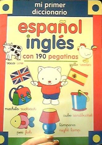 Mi Primer Diccionario de Espanol-Ingles par Aa.Vv.