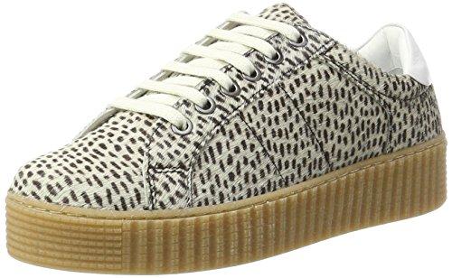 Femmes Cato Hairon Sneaker En Cuir Maruti xy8pCaicx