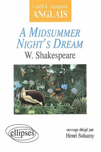 A Midsummer Night's Dream, Shakespeare