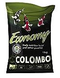 Colombo Economy Medium 10kg (Teich- und Koifutter)