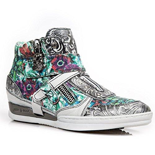 hy032 Brancos s20 Branco Sapatos Híbridos M Novo Rocha PqXt8q