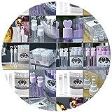 EinsSein 24x Seifenblasen Hochzeit Herzgläschen Box Weiss Wedding Bubbles gefüllt Vintage hochzeitsdeko Herz gastgeschenk tischdeko hochzeitsseifenblasen Candy bar luftblasen deko Flüssigkeit - 8