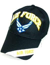 US Air Force - Casquette brode official logo USAF - Noir - Taille unique