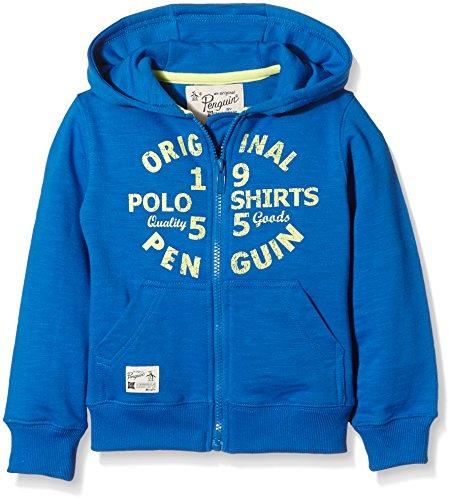 original-penguin-graphic-sweat-shirt-a-capuche-garcon-bleu-directoire-blue-slub-10-11-ans-taille-fab