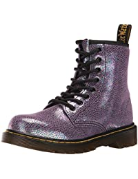 fedee24afb8 Dr. Martens Unisex Kids' Delaney Ie Ankle Boots Purple