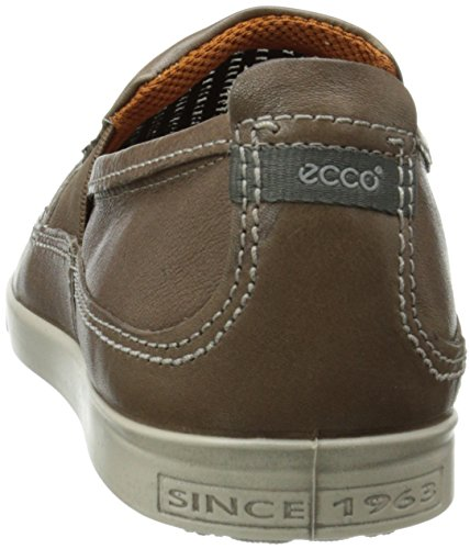 Ecco-ecco de wrangler herrenslipper confortable Marron