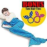 STURME Mermaid Tail Blanket ,...