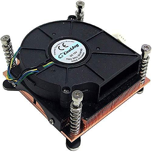 Cablematic - Ventilador CPU Slim 1U (Socket LGA775 PIV-3200E)