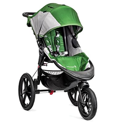 baby jogger SUMMIT(TM) X3 Single 2014 - Green/Gray