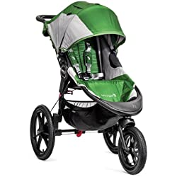 Baby Jogger Summit X3 - Carrito deportivo, color verde/gris