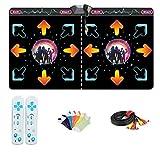 JHKJ Hd Karte Doppelt Tanzteppich Unbegrenzt Herunterladen Fernseher Computer Dual-Use Dicker Dancing Machine, 1