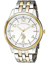U.S. Polo Assn. Classic Men's USC80302 Analog Display Analog Quartz Two Tone Watch