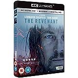 The Revenant [4K Ultra HD Blu-ray + Digital Copy + UV Copy] [2016] UK-Import, Sprache-Englisch.