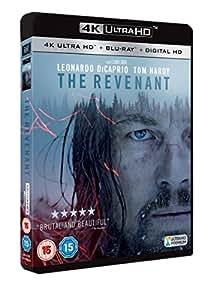 The Revenant [4K Ultra HD Blu-ray + UV Copy] [2016]