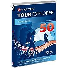 MagicMaps el DVD la EXCURSIÓN el EXPLORER 50 A TOTAL V6.0 GESAMTÖSTERREICH FA003560036