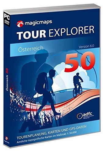 Preisvergleich Produktbild Tour Explorer 50 Österreich Vers. 6.0