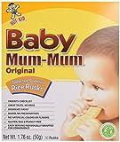 24 Baby Mum-Mum Original Rice Rusk, Reis Snacks, lösen sich im Mund auf
