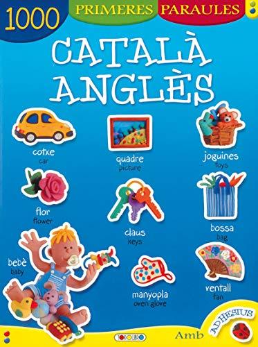 1000 prim. paraules català/anglès (blau) (Un mon en imatges)