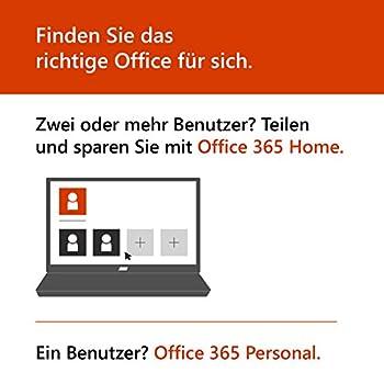 Microsoft Office 365 Personal Multilingual | 1 Gerät | 1 Jahresabonnement | Pcmac | Download 5