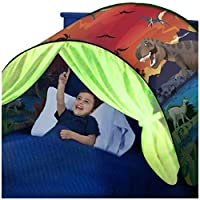Reasoncool Baby Kid Pop Up Bed Tent Fairy Playhouse Fantasy Tent Bedding Mosquito Net Game Play Tent Festival Decor Tent (F)
