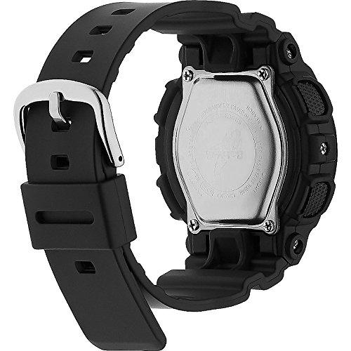 Casio Damen-Armbanduhr Analog – Digital Quarz Resin BA-111-1AER - 4