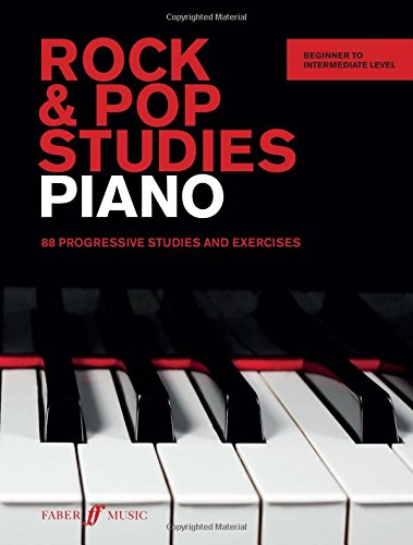 Rock & Pop Studies (Piano): 80 Progressive Studies and Exercises