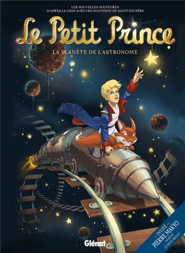 Le Petit Prince, Tome 5 : La planète de l'astronomie