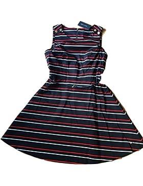 Tommy Hilfiger Kleid, Women's Stripe Dress, Size 12 US 42 Europe